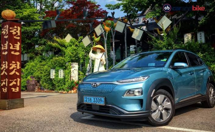 Hyundai Kona Launched At ₹25.3 Lakh, Comes As India's First Fully- Electric SUV
