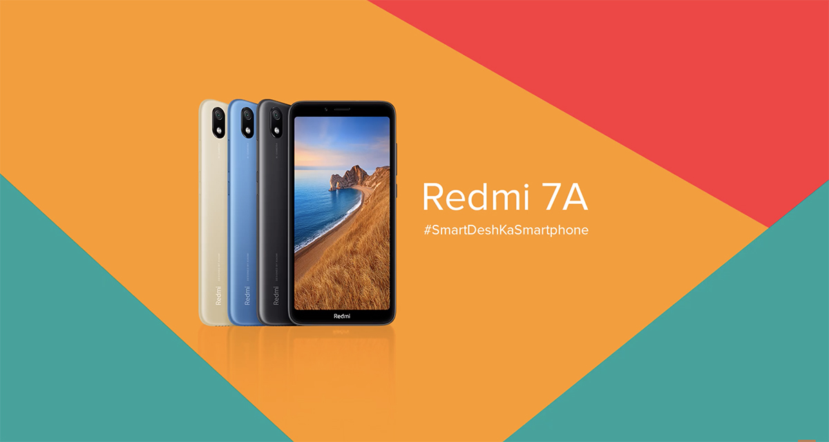 Redmi 7A To Go On Sale In India For First Time Today, Available On Flipkart, Mi.com And Mi Home Stores