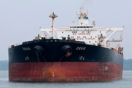 Iran Attempts To Seize British Oil Tanker In Strategic Gulf Waters