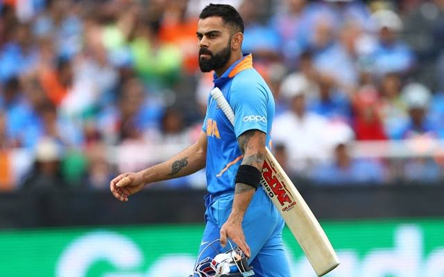 Virat Kohli Stands With IPL- Style Playoffs In World Cup