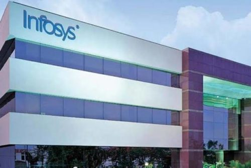 Infosys Share Prices Go Up On Strong Q1 Earnings