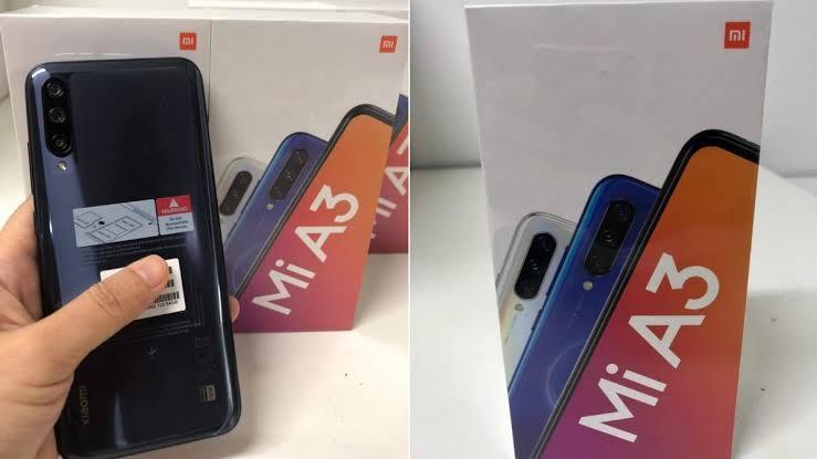 Xiaomi Mi A3 To Launch Tomorrow
