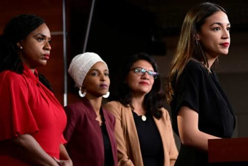 Democratic Congresswomen Condemn President Trump's Remark On Them