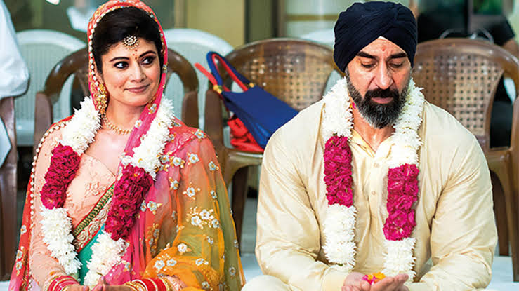 Pooja Batra, Nawab Shah Wedding Pics Go Viral On Social Media