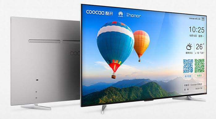 Huawei Likely To Launch Its Smart TV With Its Own Operating System HongMengOS