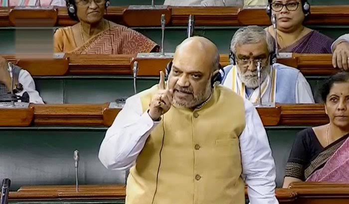 Centre To Identify And Deport Illegal Immigrants: Amit Shah
