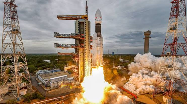 Chandrayaan-2 Launch Brings Relief In Control Room After Lift- Off