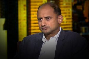 Viral Acharya To End His RBI Stint