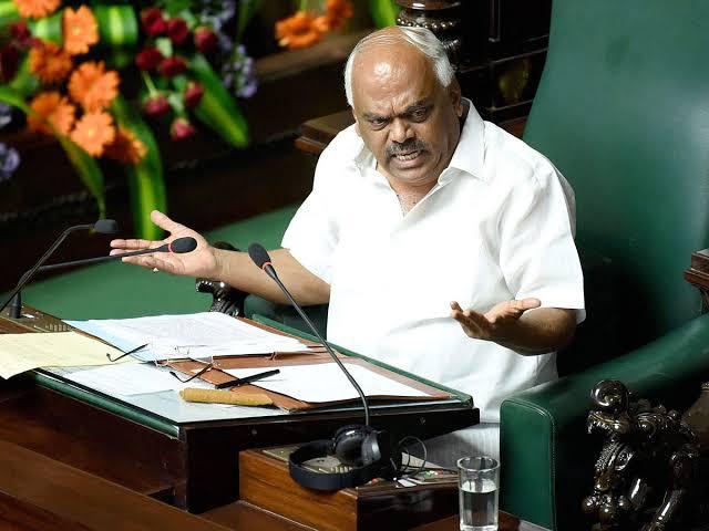 Karnataka Speaker Displeased Over Near Empty Treasury Benches At Karnataka Vote Trust