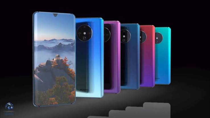 Huawei Mate 30 Pro Live Pics Reveal Its Waterfall Display