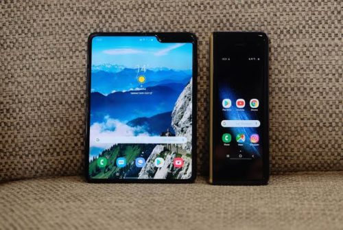 Samsung Announces Galaxy Fold That Will Hit Markets In September
