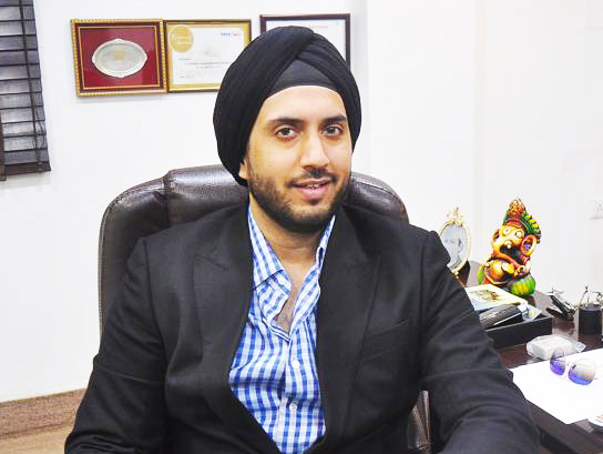 Yuvraj Aman Singh Founder & CEO Rocking Deals