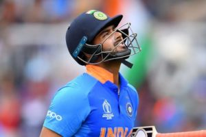 Rishabh Pant Breaks MS Dhoni's India Record During Guyana T20I
