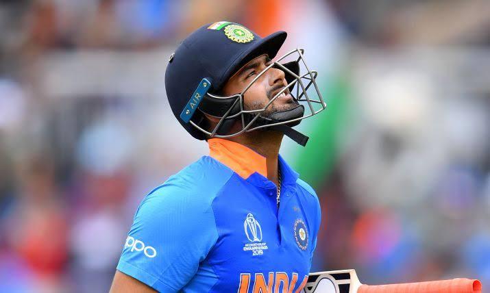 Rishabh Pant Breaks MS Dhoni's India Record During Guyana T20I