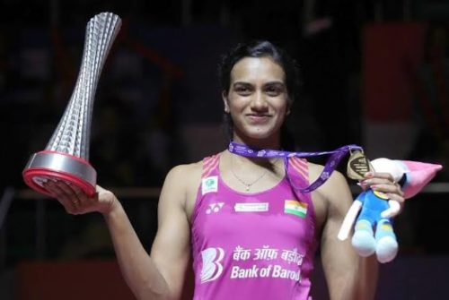 PV Sindhu Named Under Forbes List Of Highest- Paid Sportswomen