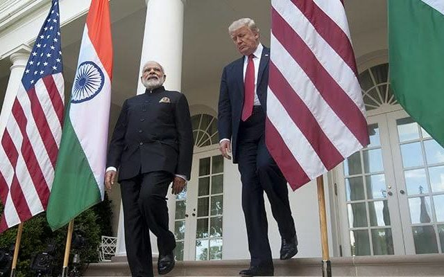 India, Pak Must Maintain Calm, No Policy Change On Kashmir: US