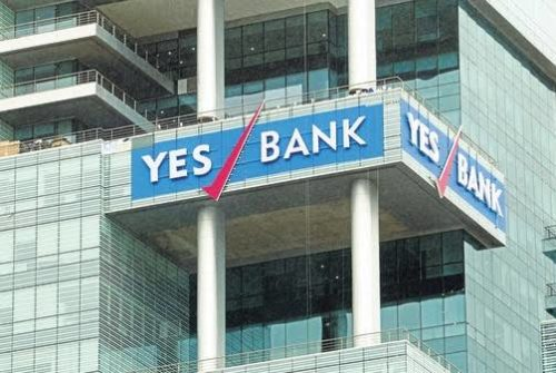 Yes Bank Shares Fall 9% Intraday
