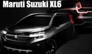 Maruti XL6 Bookings Begin At NEXA For ₹11,000, To Be Launched On August 21