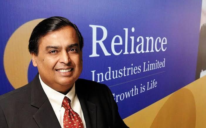 RIL Shares Reach Highest In A Decade After Mukesh Ambani Announces Zero-Net-Debt Plan