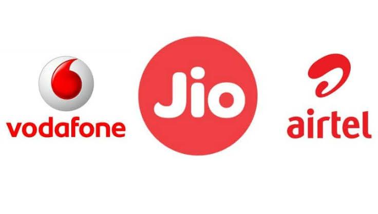 Vodafone Idea, Bharti Airtel Shares Slump After Reliance Industries JioFiber Announcement