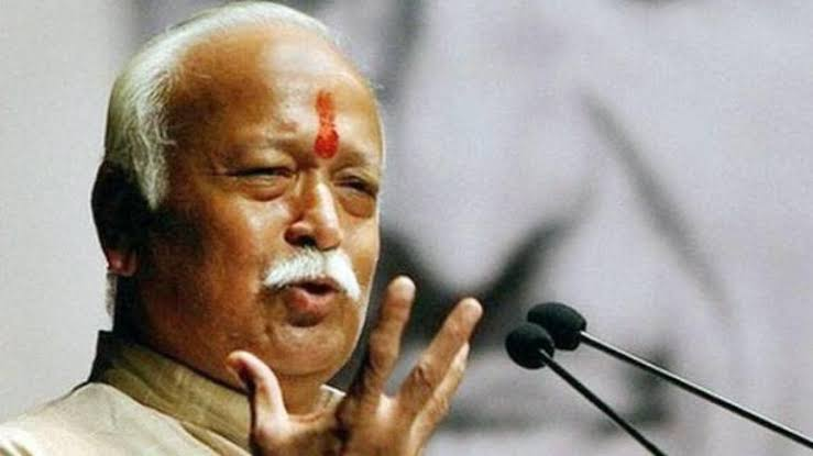 RSS Chief Mohan Bhagwat Praises PM Modi's Decision On Article 370