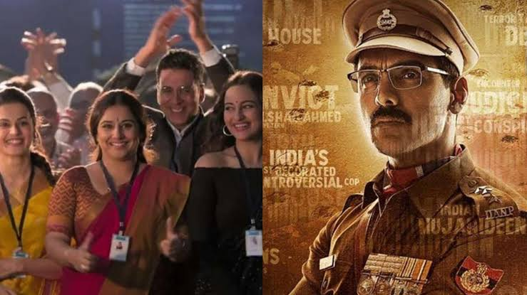 Mission Mangal And Batla House Make It Huge At Independence Day Box Office Battle