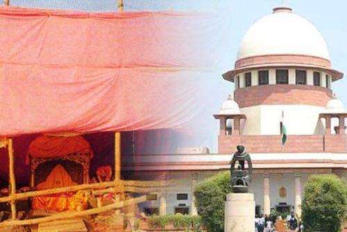 Ram Lalla Counsel Confirms Masjid Was Built Over 10th Century Temple