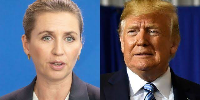 Trump Postpones Meeting With Denmark PM On Grounds Of Lack Of Interest In Greenland Sale