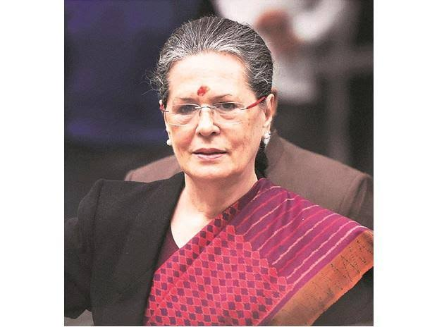 Sonia Gandhi Makes Subtle Attack On Modi Govt, Says Rajiv Never Used Mandate To Scare People
