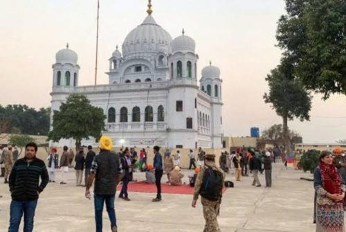 Indian, Pakistani Officials To Hold Meeting On Friday Over Kartarpur