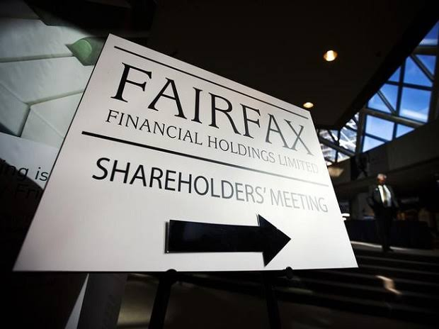 Fairfax To Invest Another $5 Billion In India  Within Next 5 Years
