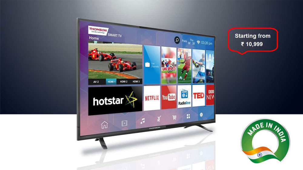 New-Thomson-Android-TVs-To-Launch