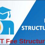 KIIT Fee Structure