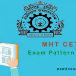 MHT CET Exam Pattern 2020