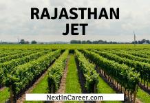 Rajasthan JET