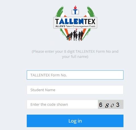 TALLENTEX Result Login