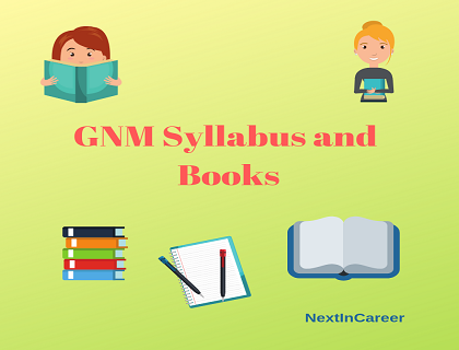GNM Syllabus 2019 pdf 1st, 2nd, 3rd Year: Check GNM Syllabus