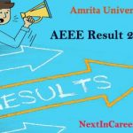 AEEE Result 2020