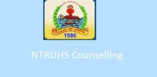NTRUHS Counselling