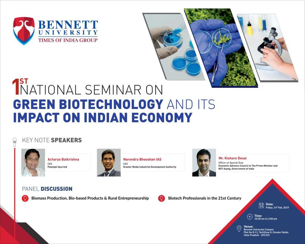 Bennett Biotech Conference