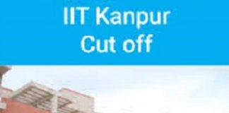 IIT Kanpur Cutoff