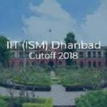 IIT (ISM) Dhanbad Cutoff