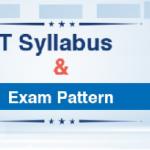 JEST Syllabus 2020