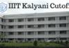 IIIT Kalyani Cutoff