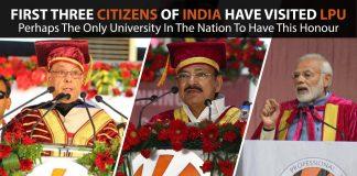 First Three Citizens Visit LPU