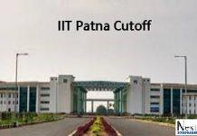IIT Patna Cutoff