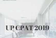 UP CPAT 2019