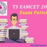 TS EAMCET Exam Pattern 2020
