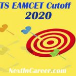 TS EAMCET Cut off 2020
