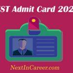 JEST Admit Card 2020